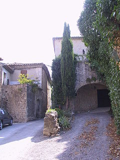 Maruéjols-lès-Gardon Commune in Occitanie, France