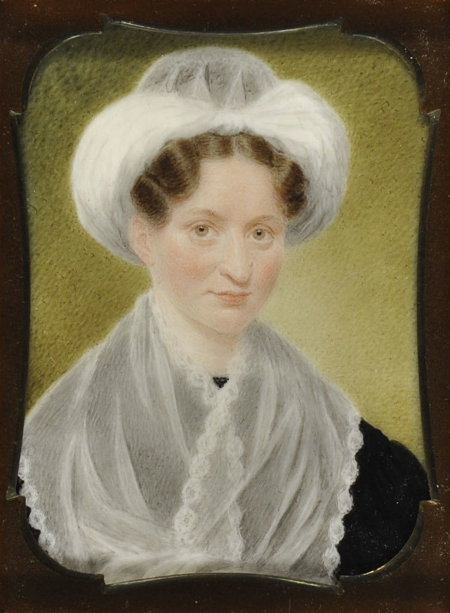 Mary Lyon ivory miniature cropped