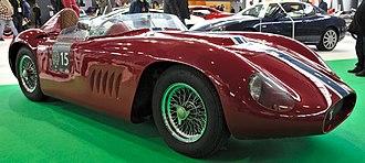 Maserati 350S - Image: Maserati 350 S (1957) Replika 1X7A8011