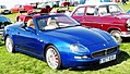 Maserati Spyder with Cambiocorsa transmission registered September 2002 4244cc.jpg