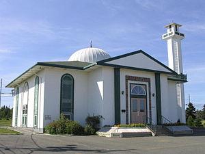 Masjid-an-Noor, Newfoundland - Masjid-an-Noor Mosque