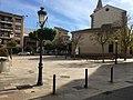 Matí de Confinament a la Plaça País Valencià l'Eliana 28 d abril 2020.jpg