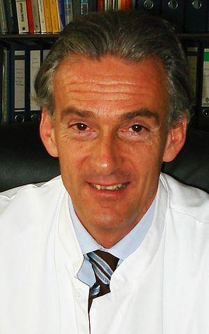 Mathias Bähr - Bähr in August 2016