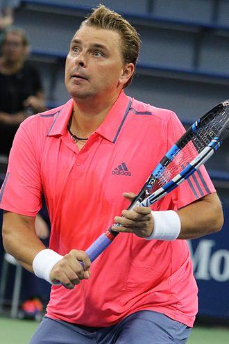 Marcin Matkowski - Matkowski at the 2016 US Open