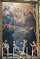 Matteo rosselli, trinità e santi, 1640, 01.JPG