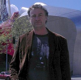 Matthew Bannister (musician) New Zealand musician, journalist and academic
