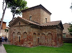 Mausoleum of Galla Placidia - Ravenna 2016 (2).jpg