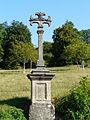 Mauzens-et-Miremont Mauzens croix.JPG