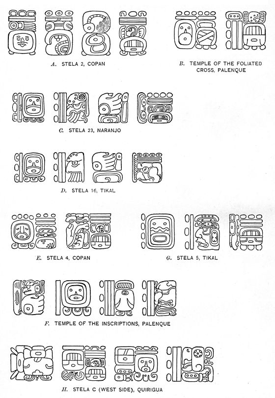 An Introduction to the Study of the Maya Hieroglyphs/Chapter