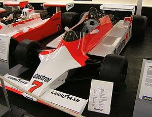 McLaren M29 - Image: Mc Laren M29