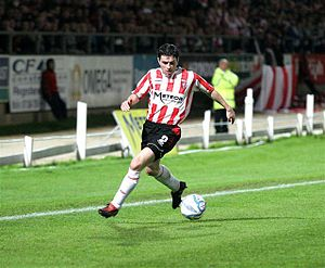 Eddie McCallion - Image: Mccallion Derry City