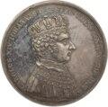 Medalj, 1818 - Skoklosters slott - 100167.tif