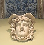 Medusa - replica in Pushkin museum 01 by shakko.jpg