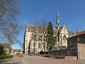 Meerssen - Image: Meerssen, Basiliek van het Heilig Sacrament, Sint Bartholomeusbasiliek of Basiliek van Meerssen RM28446 foto 2 2015 03 08 11.43