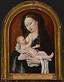 Meester van de Aanbidding van Khanenko - Madonna met kind - 3385 (OK) - Museum Boijmans Van Beuningen.jpg
