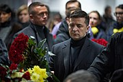 Meeting Bodies of Ukrainian Citizens from PS752 in Boryspil International Airport 56.jpg