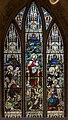 Melton Mowbray, St Mary's church, window (45613153871).jpg