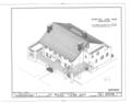 Melville Klauber House, 3060 Sixth Avenue, San Diego, San Diego County, CA HABS CAL,37-SANDI,12- (sheet 2 of 2).png