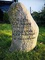 Memorial Stone Juergen Schumann Babenhausen.jpg