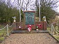Memorial at RAF Mendlesham - geograph.org.uk - 1119350.jpg