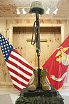 Memorial held for fallen Marine at Camp Leatherneck 120611-A-PS391-126.jpg