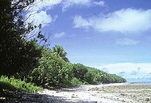 Merir - Image: Merir AKK West Coast Beach