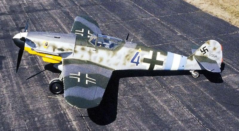 File:Messerschmitt Bf 109G-10 USAF.jpg