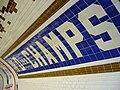 Metro Paris - Ligne 12 - Station Notre-Dame-des-Champs - Faience (4).jpg