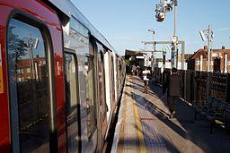 Metropolitan line S Stock by Tom Page