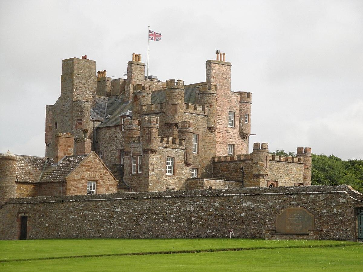 Castle Of Mey Wikipedia