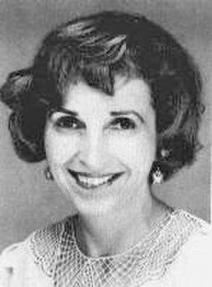 Marilyn Ferguson - Image: Mferguson