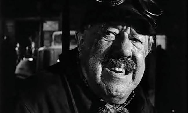 Michel Simon in The Train (1964) trailer