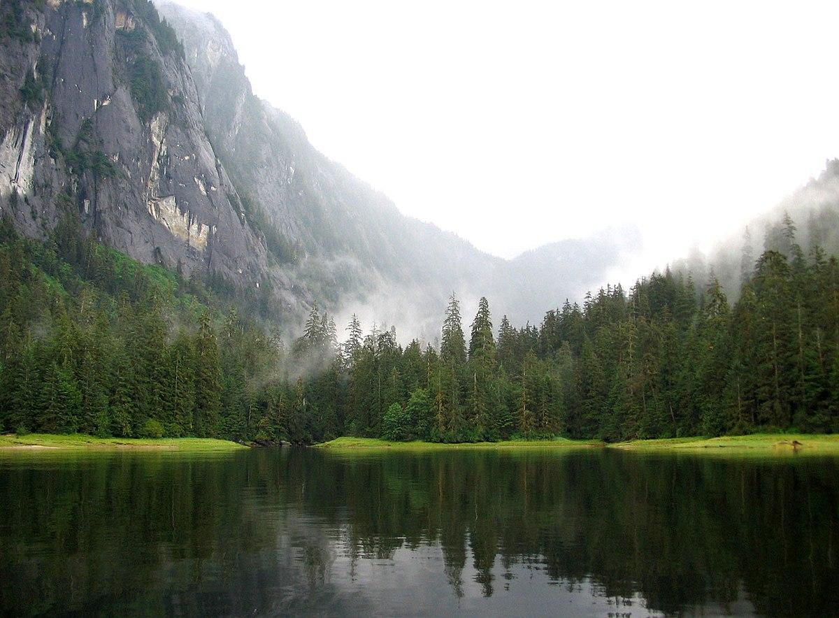 Misty Fjords Alaska Tours