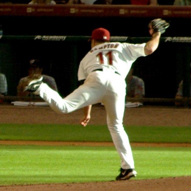 Mike Hampton on July 11, 2009
