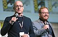 Mike Mitchell & Walt Dohrn, Trolls, 2016 San Diego Comic-Con International.jpg