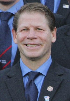 Mike Tolkin - Tolkin in October 2015