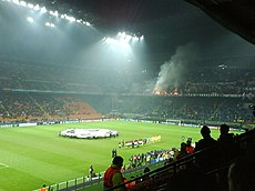 Image illustrative de l'article Match de football AC Milan – LOSC Lille Métropole (2006)