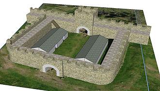 Milecastle - Image: Mile Castle