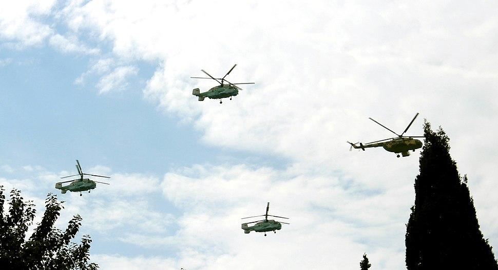 Military parade in Baku 2013 31