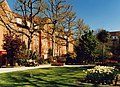 Millbank Estate Ruskin House view from Millbank Gardens during Spring.jpg