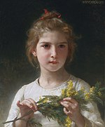 Mimosa, by William-Adolphe Bouguereau.jpg