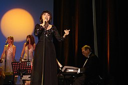 Mireille Mathieu - Düsseldorf - 23.4.2010