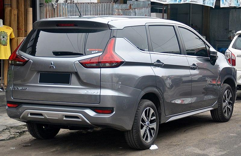 File:Mitsubishi Xpander Sport (belakang), Palangkaraya.jpg