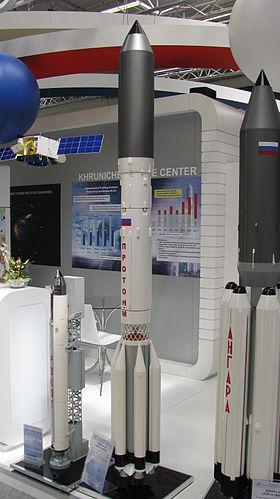 Протон (ракета-носитель) —
