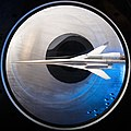 Model of a future concept supersonic aircraft.jpg