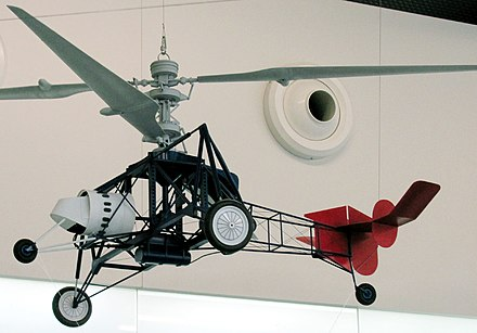 Breguet-Dorand Gyroplane Laboratoire - WikiMili, The Free Encyclopedia