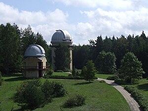 Molėtai Astronomical Observatory - Molėtai Astronomical Observatory