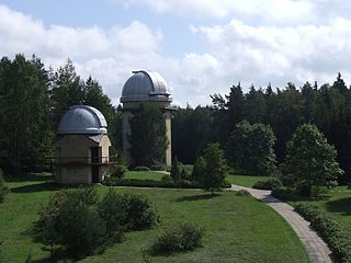 Molėtai Astronomical Observatory observatory