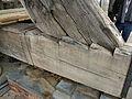 Molen Weseker standerdmolen Duitsland, kruisplaat en zonneblokken.jpg