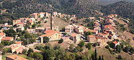 A panoramic view of Moltifao